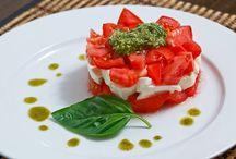 włoskie potrawy / ciekawe sposoby podanie potraw