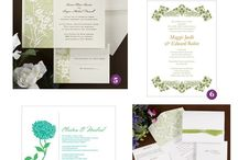 Paper Affairs / Invitations, menus, and paper programs...oh my!