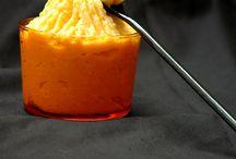 Purée de carotte