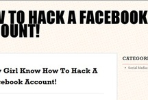 How To Hack A Facebook Account!