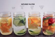 Infused Water<3 / A must try for everyone! / by Orchid Boutique Bikinis