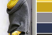 Combinações cores