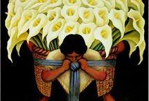 Rivera/Kahlo / by Sandy Crabbe
