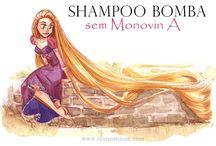 Cuidados e tratamentos para cabelos