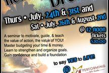 Seminars for changing life!