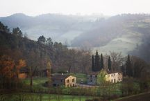 Grantfield Design Projects / Tuscan Farmhouse Restoration