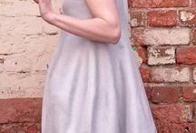 валяные платья