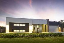 Home build inspiration - Cemintel Designer Series / Various home designs using Cemintel Designer Series in external applications to ignite inspiration.....