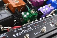 Guitar Effect Pedal Controllers