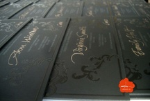 calligraphy & lettering / Calligraphy and lettering for gala events by Chen Li