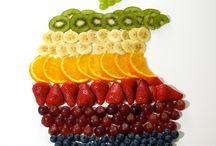 Food decoration ideas