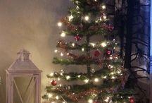Winter feeling & Christmas ♡ / Tunnelma, koristeet ja sisustus. Warm and cozy feeling ♡