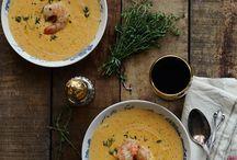 Food: Soup / by Persa Konomi