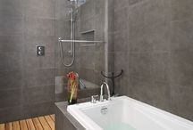 Hotel shower room