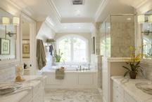 Bathroom Beauatiful......... / by Sandy Bassham