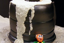 The Luck of the Irish Cakes / Celebrating St. Patrick's Day! / by Satin Ice