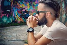 Top amazing Medium hairstyles for men's /  The best place for stylish and trendy Medium men's haircuts. Find pins and update your style!