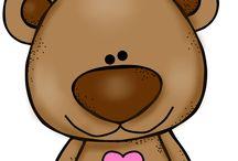 Teddie bears