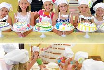 Party Themes/Cakes / by Kelly Allison