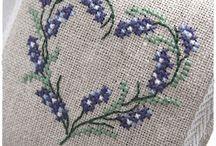 çapraz iş - cross stitch
