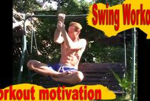 My street workout on a swing :-)