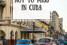Cuba - Corners of the World / Things to do and see in Cuba