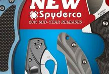 Catalog Announcements / We'll share all of our new Catalog release announcements here! / by Spyderco Inc.