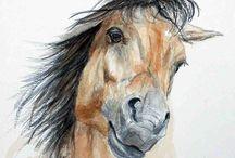 Inspiration heste i huset