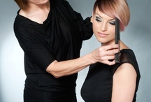 Hair Stylist - Behnaz / Established in 1987, Behnaz is a master hair stylist, trained by Vidal Sassoon and Toni & Guy, located at Salon Bravissimo. Call 916-813-6990. http://www.Behnaz.Me