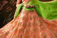 Exoctic Lehenga Choli & Dupatta / Fresh Collection of Exotic Lehenga Cholis & Dupattas. These ensembles are designer and totally modish. Take a look and shop at www.panashindia.com
