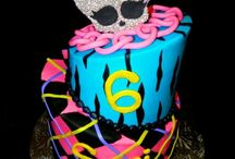 Monster High Birthday / by Cake Pop My Heart