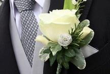 bruidscorsage