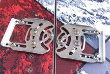 Split Boarding / Split Boarding when Snowboarding isn't enough!