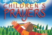 Prayer Resources for Children's Ministry