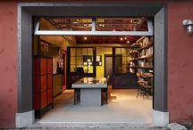 Garage Office / by Anthony Payne