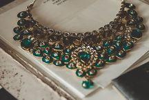 Indian Wedding Jewelry / by Leela Southworth