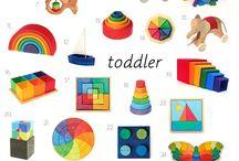 Montessori accesories