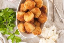 Bumenkohl Nuggets