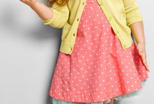 Spring Kids 'what to wear' board