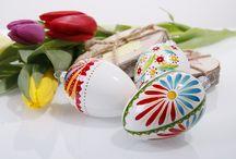 Velikonoční malované kraslice