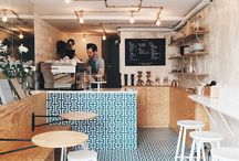Container Café / Coffee Shop