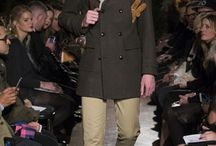 London Collections: Men - Hackett London AW15 / Take a look at Hackett London's LCM Show here: http://www.tpgstyle.com/2015/01/best-of-london-collections-men-hackett.html#.VLI_vb5KlUQ