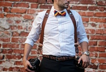For The Gentleman / U B Stylin' / by Michelle Brie