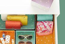 konmari: drawers