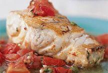 Protein/Main Dishes / Food that nurtures the body, spirit and taste buds.
