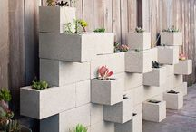 Cement block / by Mark Brooks