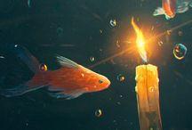 Surreal fishies