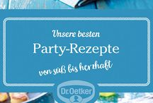 Party Rezepte