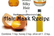 mask for soft hair