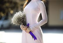 AO DAI (VIETNAMESE LONG DRESS)